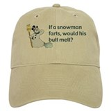 Funny christmas Classic Cap