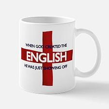 England Flag St George's Day Mug