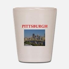 pittsburgh Shot Glass