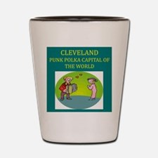CLEVELAND HUMOR GIFTS AND T-S Shot Glass