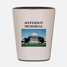 jefferson memorial gifts and Shot Glass