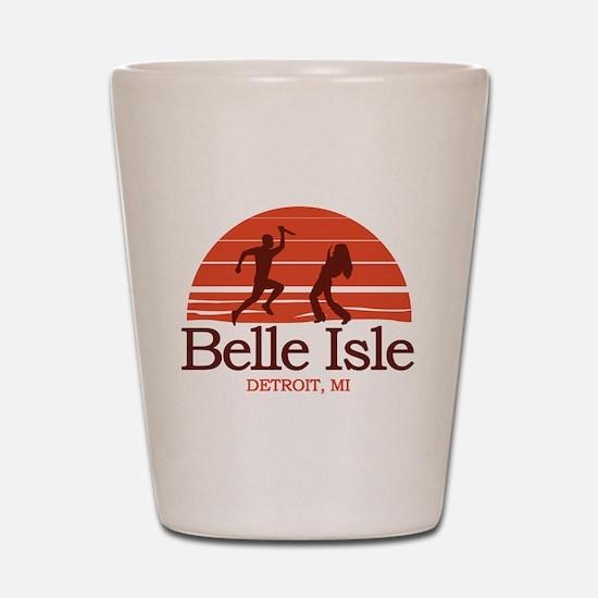 Belle Isle Shot Glass