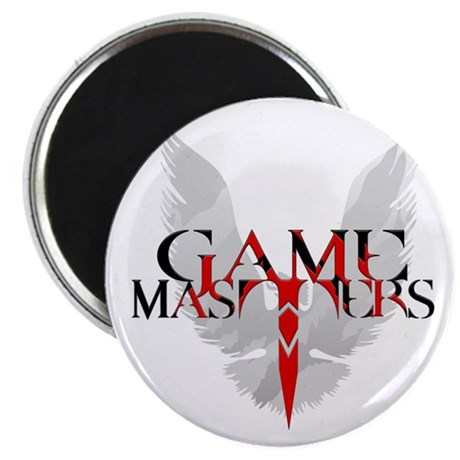 "Game Masters 2.25"" Magnet (10 pack)"