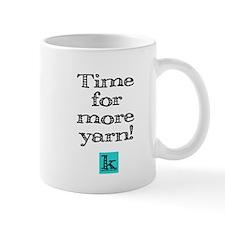 Time for More Yarn Mug