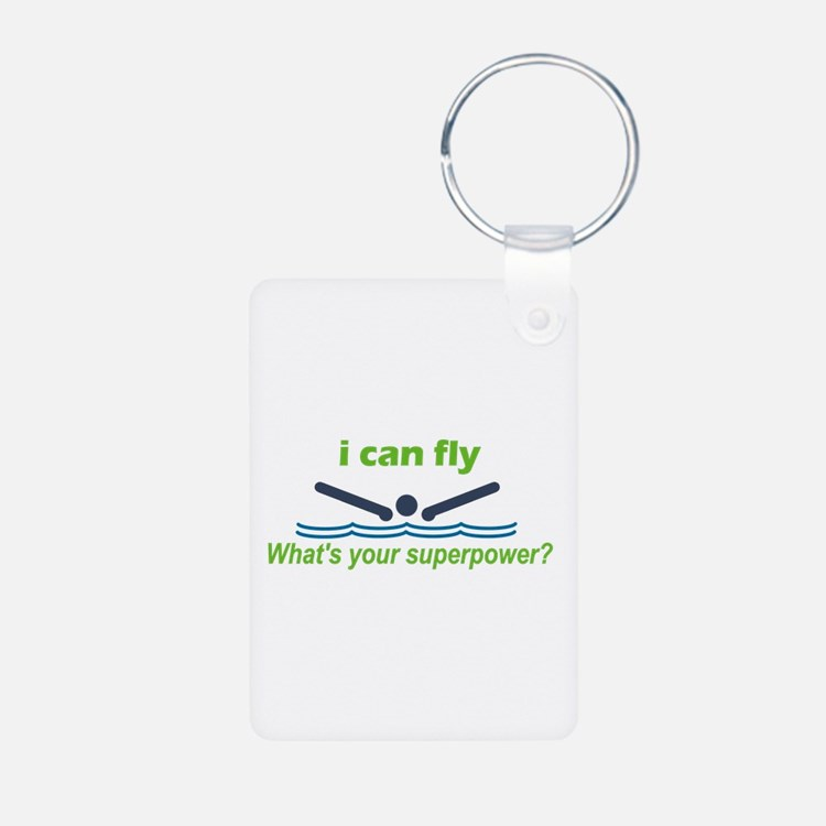 I Can Fly Keychains