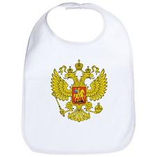 Russia Russland Logo Wappen Bib