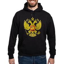 Russia Russland Logo Wappen Hoodie
