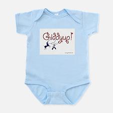 Giddyup! Infant Creeper