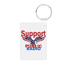 Public Radio Keychains