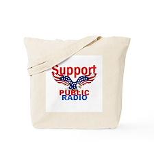 Public Radio Tote Bag