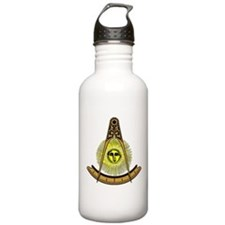 Freemason Past Master Water Bottle