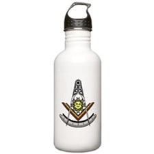 Past Master's Water Bottle