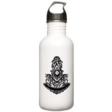 PM Square and Compass No. 1 Water Bottle
