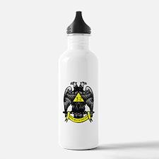 Scottish Rite 32nd Degree Water Bottle