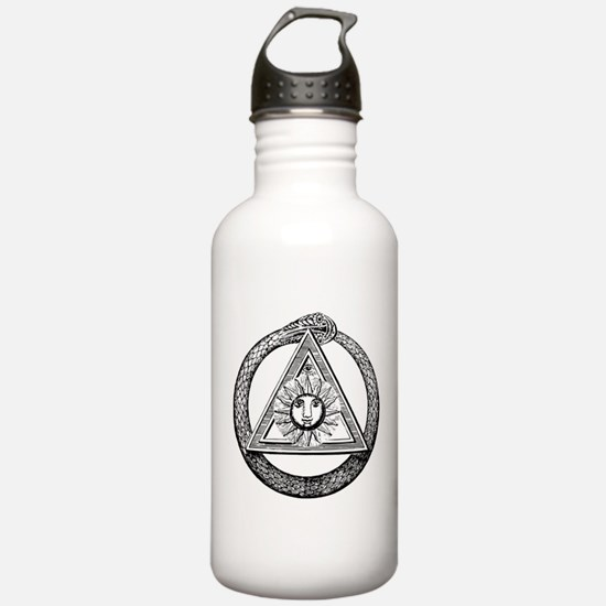 Scottish Rite Mason Water Bottle