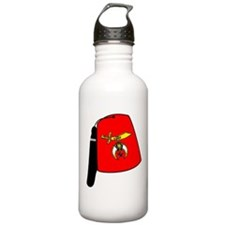 Shriner Fez Water Bottle