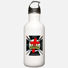 Knight of the Temple Water Bottle