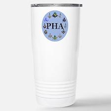 PHA Square and Compass Travel Mug