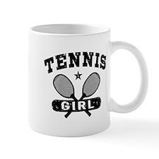 Tennis Girl Mug