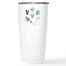 Master Mason Emblems No. 1 Travel Mug