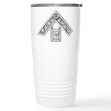 Past Master's Jewel Thermos Mug