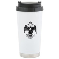 Scottish Rite 33 Travel Mug