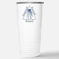 Entered Passed Raised Travel Mug