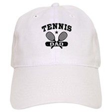 Tennis Dad Baseball Baseball Cap