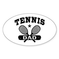 Tennis Dad Decal