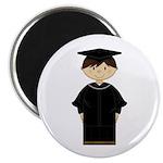 Cute Graduation Kid Magnet
