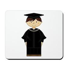 Cute Graduation Kid Mousepad