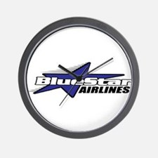 Funny Airlines Wall Clock