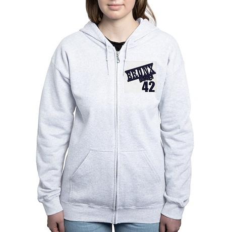 BB42 Women's Zip Hoodie
