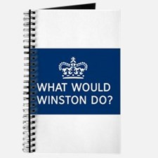 Winston churchill Journal
