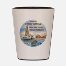 Starship Voyagers_Whale Watching - Shot Glass