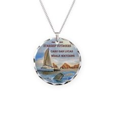 Starship Voyagers_Whale Watching - Necklace