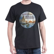 Starship Voyagers_Whale Watching - T-Shirt