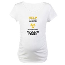 HELP to protect - black Shirt