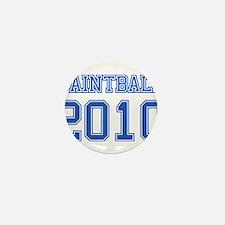 """""""Paintball 2010"""" Mini Button"""