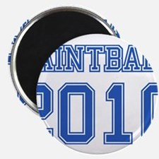 """Paintball 2010"" 2.25"" Magnet (100 pack)"