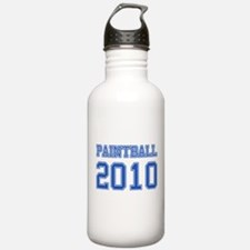 """Paintball 2010"" Water Bottle"
