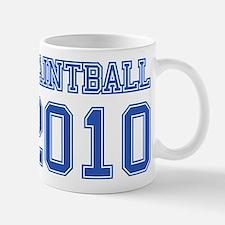 """""""Paintball 2010"""" Mug"""