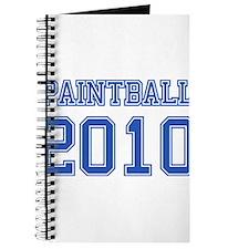 """Paintball 2010"" Journal"