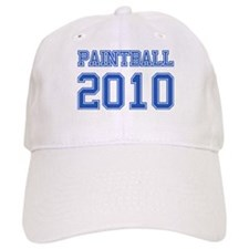 """Paintball 2010"" Baseball Cap"