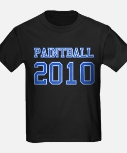 """Paintball 2010"" T"
