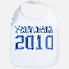 """Paintball 2010"" Bib"