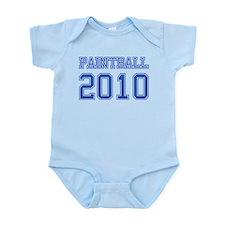 """""""Paintball 2010"""" Infant Bodysuit"""