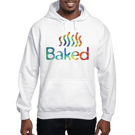 Baked Hooded Sweatshirt