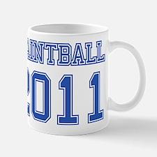 """""""Paintball 2011"""" Mug"""