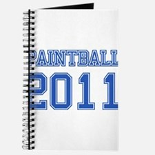 """Paintball 2011"" Journal"